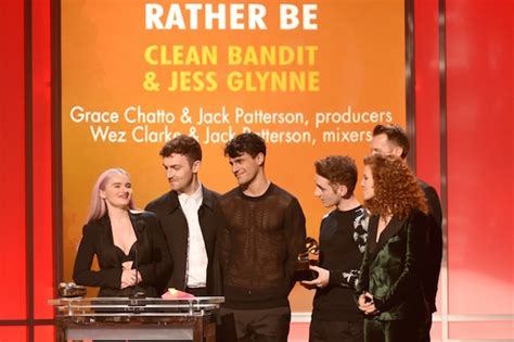 Clean Bandit & Jess Glynne Take The Cake For Best Dance
