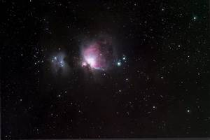 M42 The Orion Nebula and Running Man Nebula