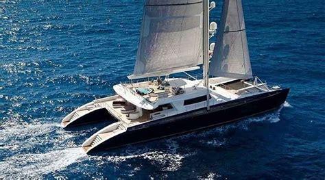 Sailing Catamaran Hemisphere by Hemisphere Hellas Yachting