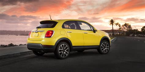 2018 Fiat 500x Update Revealed, In Australia From First