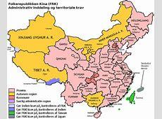 Kinas administrative regioner Wikipedia, den frie