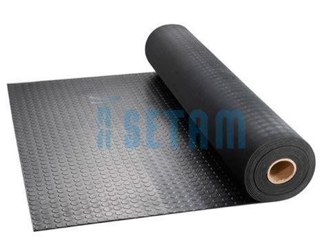 tapis caoutchouc pastill 233 vendu en rouleau contact setam rayonnage et mobilier professionnel