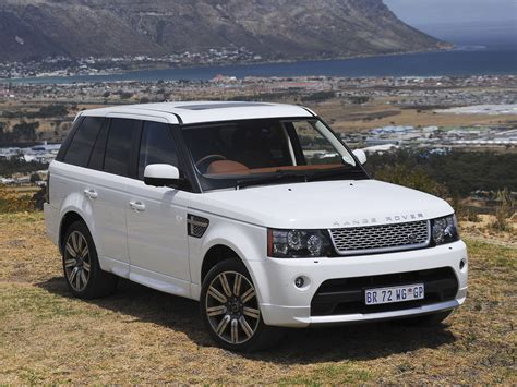 2012 land rover range rover sport pictures information