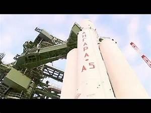 El lanzamiento de la nave espacial rusa Progress M-25M ...