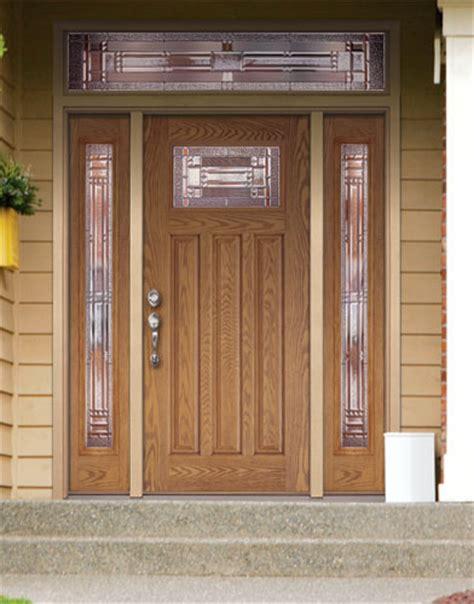 Masonite Patio Doors With Sidelites Featherriver Doors Feather River Doors 24 In X 80 In