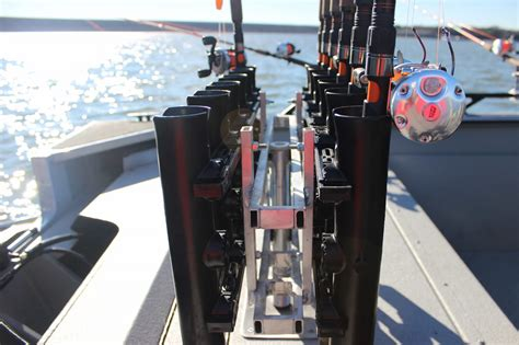 Homemade Fishing Rod Storage For Boats by Vertical Fishing Rod Rack For Boats Diy Simple Portable