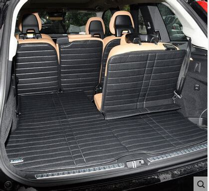 mat special trunk mats for new volvo xc90 7seats