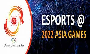 Asian Games announces esports will emerge as a medal event ...