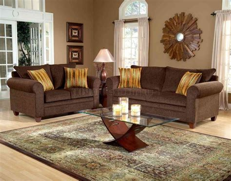 brown living room ideas modern house