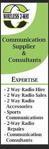 Wireless 2 Way - Radio Communications Equipment & Service ...