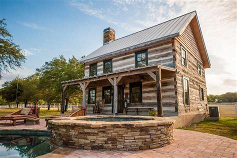 HJ Light Rustic Cabin  Heritage Restorations