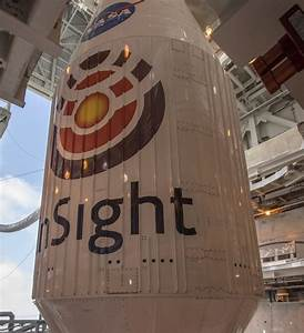 InSight lander heads to Mars for geologic testing ...