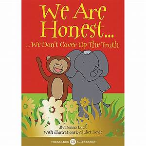 Golden Rules Animal Stories: We Are Honest - Jenny Mosley ...