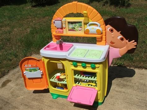 s the explorer talking kitchen play set accessories local only ebay