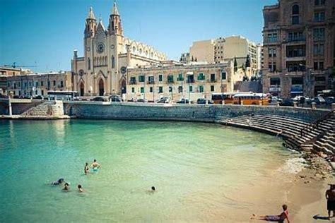 and church near le meridean hotel malta picture of le meridien st julians julian