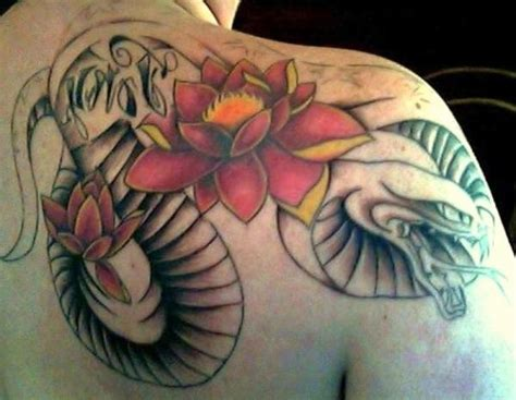 65+ Lotus Flower Tattoo Designs That Is Full Of Meanings