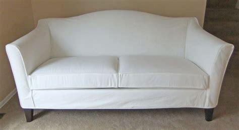 Ethan Allen Sectional Sofa Slipcovers by Custom Made Brushed Dockside Denim Slipcover For New Ethan