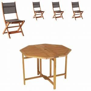 Tisch Mit Rädern : gartenm bel set da nang 1 tisch 4 klappst hle gro e auswahl top angebote sitename ~ Markanthonyermac.com Haus und Dekorationen