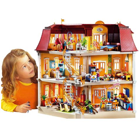 playmobil grande mansion 5302 163 104 00 hamleys for playmobil grande mansion 5302 toys and