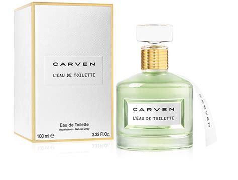 carven l eau de toilette the new carven s fragrance