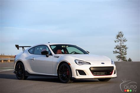 2018 Subaru Brz Ts Limitededition Coupe Soon On Sale