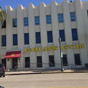 Gold's Gym – Hollywood, CA   AnCor