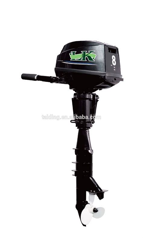 Inflatable Boats Motor Yamaha by 2 Stroke 8 Hp Boat Engine Outboard Motor For Inflatable
