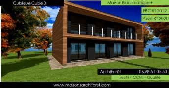 prix cout et devis de construction d une maison ossature bois par un architecte et constructeur