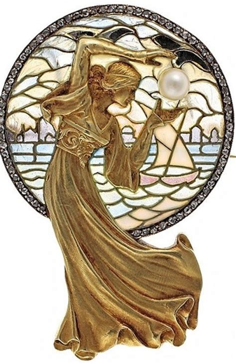 will save deco nouveau jewelry will save