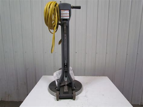 tennant nobles fm 20 ss 20 quot low speed floor machine