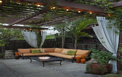 concrete patio ideas and designs landscaping gardening ideas