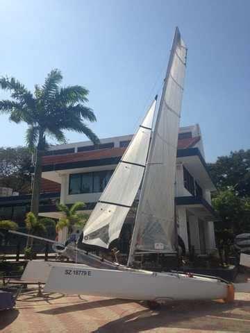 F16 Catamaran For Sale Australia by Ahpc F16 Viper Racing Catamaran For Sale In Singapore