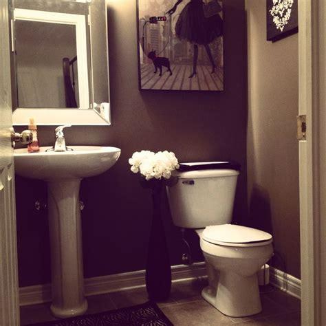 evening in themed powder room bedroom bathroom pinter