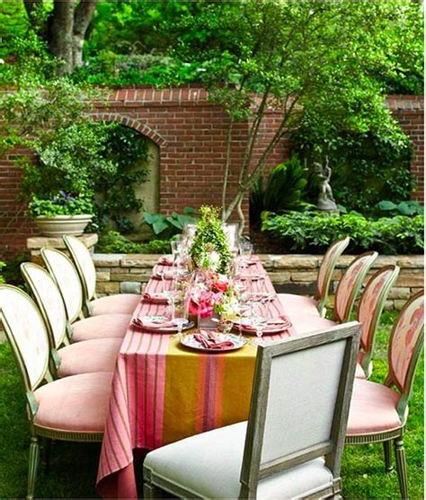 Ideas For A Relaxed, Outdoor Bridal Shower  Wedding Stuff