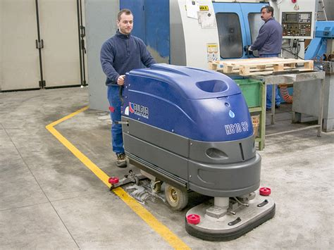 industrial floor cleaning equipment scrubbers sweepers