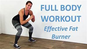 Full Body Workout for Women - 20 Minute Daily Exercise at ...
