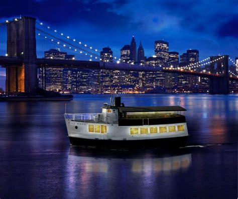 Corporate Boat Party Nyc by Halfmoon Caliber Yachts Booze Cruise Excursion