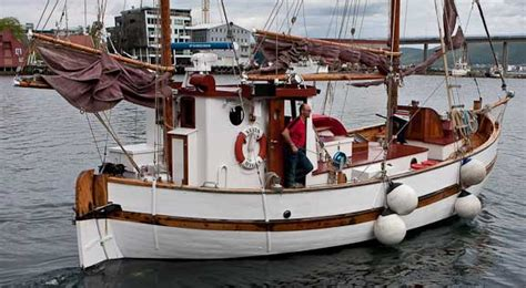 Norwegian Boats by Looking For Design Norwegian Fishing Boat Style