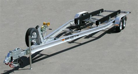 Road King Aluminum Boat Trailers by Road King Trailers