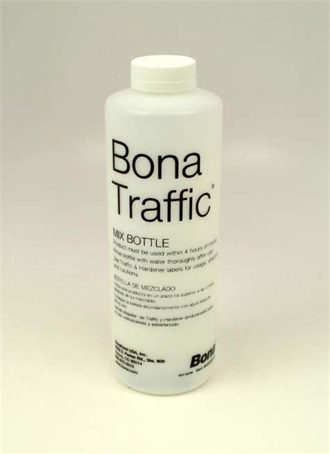 bona traffic naturale floor finish mix bottle each