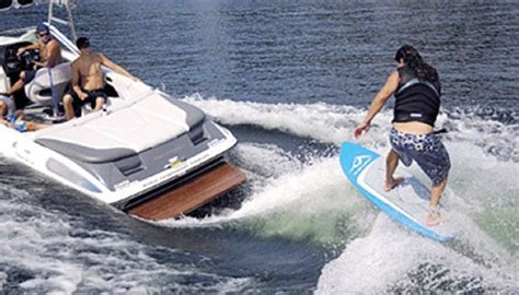 Wake Boat With Cabin by Which Boats Are Best For Watersports