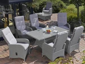 Günstige Gartenmöbel Set : polyrattan gartenm bel set catlitterplus ~ Markanthonyermac.com Haus und Dekorationen