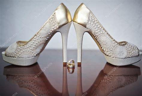 High Heels Wedding Shoes And Rings On Table Wedding. Thumb Rings. Artisan Engagement Rings. Beryl Engagement Rings. Wide Rings. Interesting Band Wedding Rings. Exquisite Wedding Rings. Oak Engagement Rings. Red Black Rings