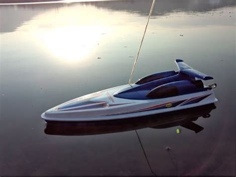 Fast Lane Rc Boat Wave Chaser by Wave Blaster Rc Boat Replacement To Machine 540 Youtube