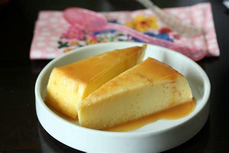flan aux oeufs maison un dessert doux et gourmand parfait pour les beaux jours