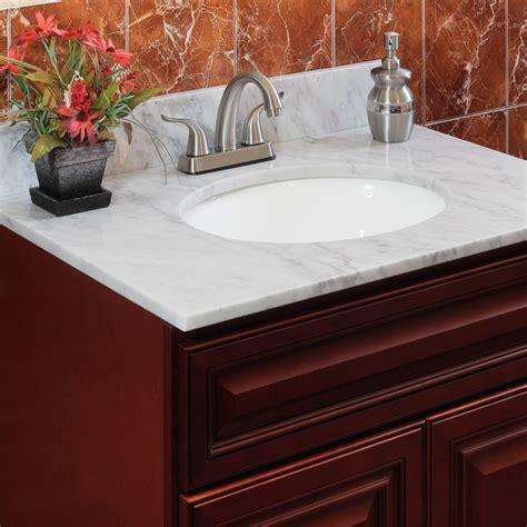 marble vanity tops by lesscare shop bathroom vanity tops