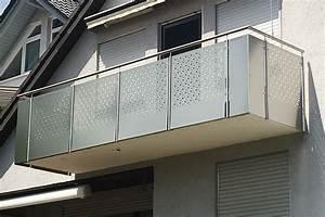 Hängetisch Balkon Geländer : balkon gel nder baumg rtner und schulz metallbau ~ Whattoseeinmadrid.com Haus und Dekorationen