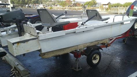 Homemade Fishing Boat by Homemade Fishing Boat 2013 For Sale For 725 Boats From