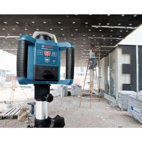 niveau laser rotatif grl 300 hv pack ext 233 rieur tr 233 pied mire bricozor