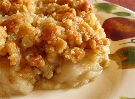 croustade aux pommes d 233 licieuse recettesduqc pomme dessert cuisiner les pommes